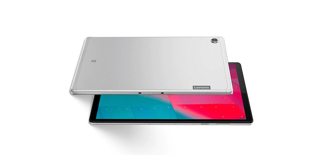 lenovo m10 plus design