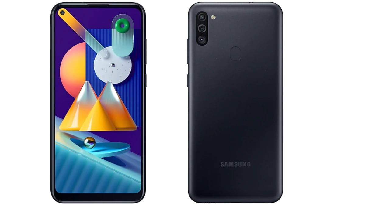 Samsung Galaxy M11 Launched With Triple Rear Cameras, 5,000mAh Battery: Price, Specifications