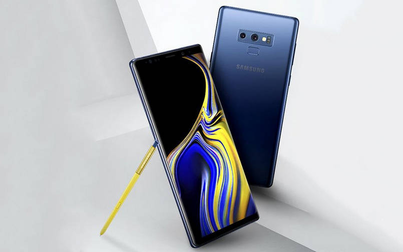 Samsung Galaxy Note 9 starts getting the One UI 2.1 update in Germany