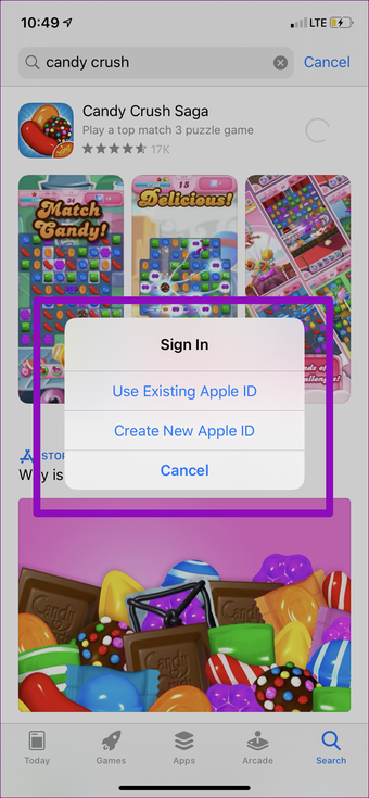 What happen when you sign out apple id iphone 04