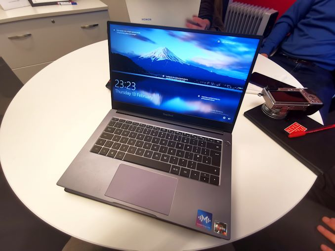 Honor Magicbook 14-inch and 15-inch Notebooks with AMD APUs: Coming Worldwide 2
