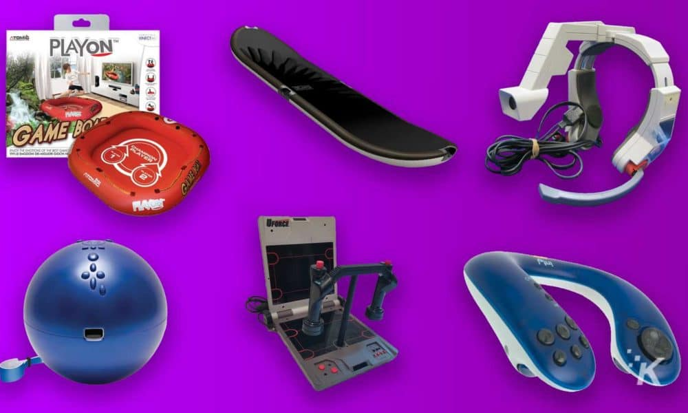 The worst gaming peripherals to have ever existed