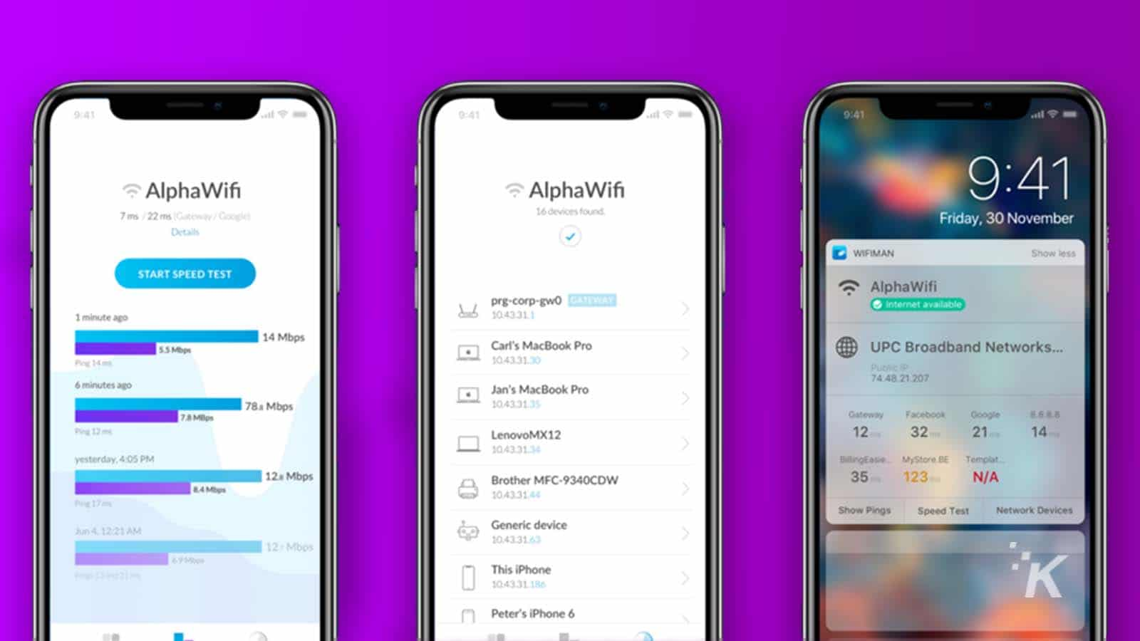 ubiquiti wifi app for android and ios
