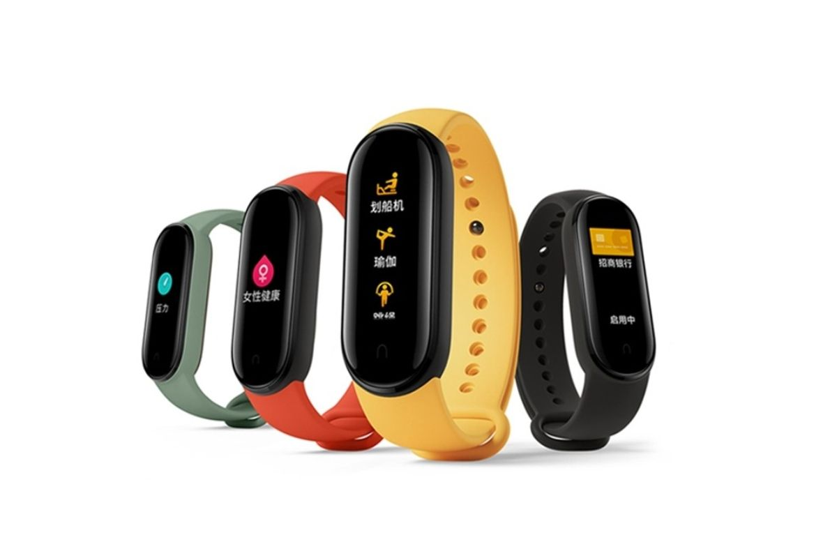 Xiaomi Mi Band 5 with 1.1-inch OLED display and magnetic charger launched: price, specifications